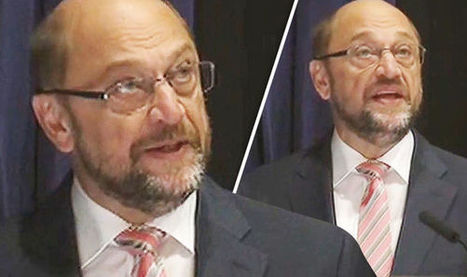Arch-federalist Schulz issues THREAT to VETO Brexit deal if he doesn't get what HE wants | Business Video Directory | Scoop.it