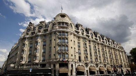 Le Lutetia, un palace aux enchères | Paris, sous toutes les coutures | Scoop.it