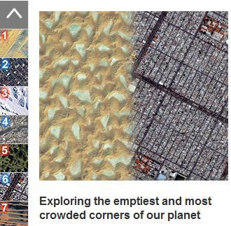 Is the World Empty? Or Overcrowded? It's Both | digital divide information | Scoop.it