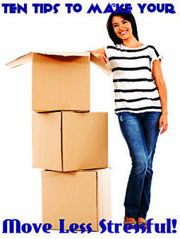 Top Moving Tips On How To Move Smoothly | real estate | Scoop.it