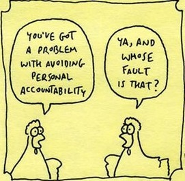 Personal Accountability - How do you rate? | Joe Watkins | Strategies for Managing Your Business | Scoop.it