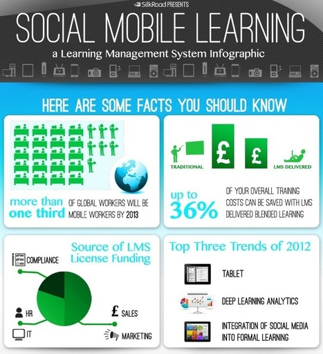 Le e-learning réinvente le responsable formation (M. Diaz et infographies) | Culture G | Scoop.it