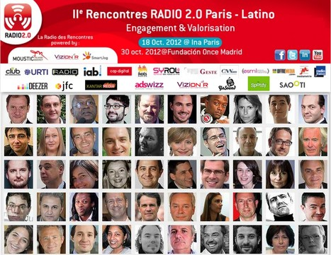 Retrouvez la synthèse des Rencontres Radio 2.0 Paris-Latino du 18 Octobre dernier à l'INA Paris : Engagement et Valorisation | broadcast-radio | Scoop.it