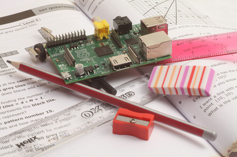 The Pi in Education - first lesson | DesignSpark | Raspberry Pi | Scoop.it