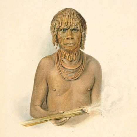 Aboriginal warrior Mannalargenna celebrated 181 years on | Chain Letters from above | Scoop.it