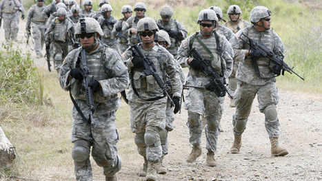 Budget cuts leave US Army with only 2 fully-trained brigades | THE  SPOT | Scoop.it