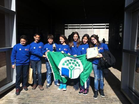Aπονομή της πράσινης σημαίας! (φωτ.) | Ε2_15ο Δημοτικό Σχολείο Ρεθύμνου | Scoop.it