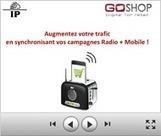 Création de trafic en magasin : Radio + Mobile le pari gagnant ! | M-CRM & Mobile to store | Scoop.it