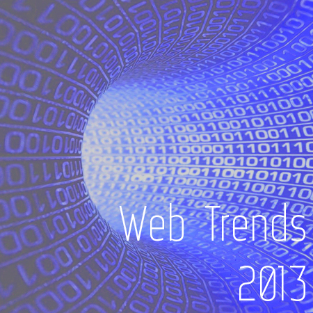 Web design trends for 2013 | The Future of Web Design and Development | Scoop.it