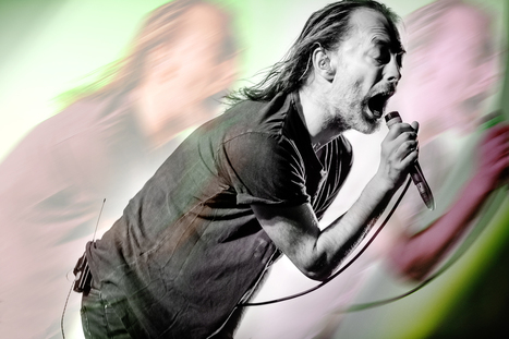 """New Radiohead album is a """"work of art,"""" but is yet to be finished 