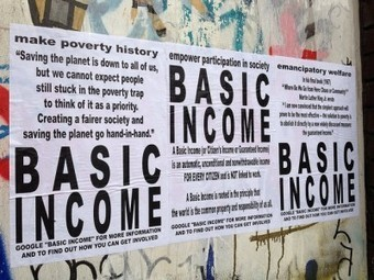 Bang On The Money: Four More Reasons to Support the Universal Basic Income   Basic Income & Negative Income Tax   Scoop.it