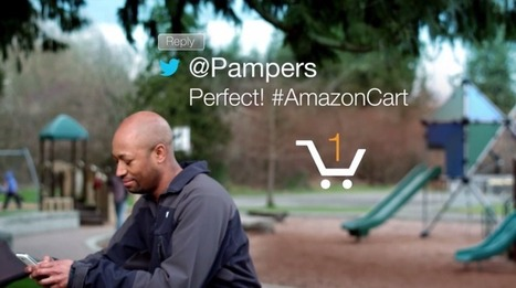 Amazon now lets you shop while you tweet | JWT WOW | Scoop.it