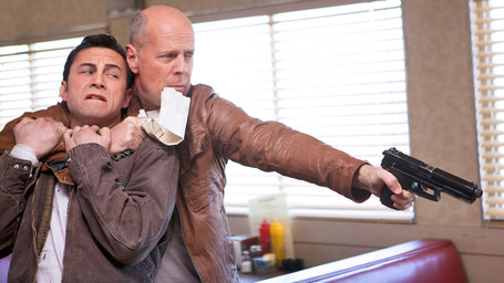 "Playing Three-Dimensional Chess: ""Looper"" Director Rian Johnson On Making a Time Travel Movie 