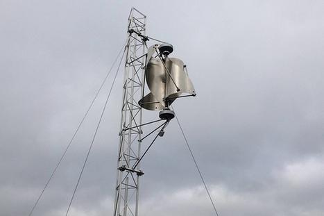 CW 1000 : l'éolienne des vents forts | Développement durable, généralité et curiosité | Scoop.it