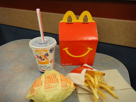 A Pittsburgh McDonald's Employee Allegedly Sold Heroin In Happy Meals | Foodservice Chatter | Scoop.it