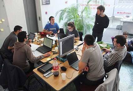 L'hackathon s'achève, l'open data démarre | ile-de-france | Scoop.it