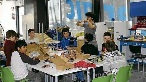 Crece el interés por el campus tecnológico de verano de Xnergic   Robótica Educativa   Scoop.it