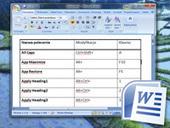 Word 2007: tworzymy kompletną listę skrótów klawiaturowych   Word ćwiczenia inf   Scoop.it