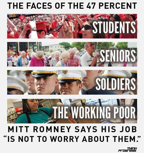 The 99% INCLUDES the 47% | Coffee Party Feminists | Scoop.it