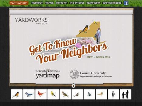 YardWorks | Stad@Natuur | Scoop.it