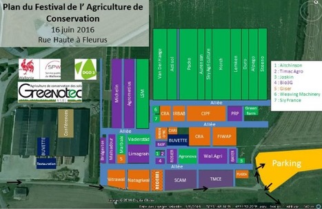 16 juin 2016 à Fleurus (Belgique) le Festival de l'AC c'est dans 23 jours !   AC Agriculture de Conservation   Scoop.it