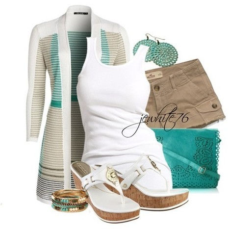 Turquoise | Fashion & Style - News, Trends, Advice For The Busy Working Woman | Scoop.it