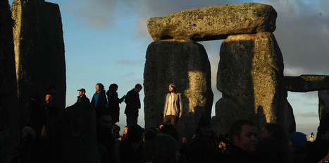 GB : 'Thousands' Gathered At Stonehenge For Winter Solstice, Historians Say | World Neolithic | Scoop.it