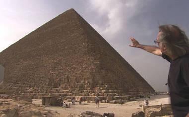 Un dossier de Futura Sciences : La pyramide de Khéops défie la science | Égypt-actus | Scoop.it