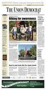 Sonora / Tuolumne News, Sports, & Weather, Angels Camp, Twain Harte, Jamestown | Union Democrat | Advocating for Wildlife | Scoop.it