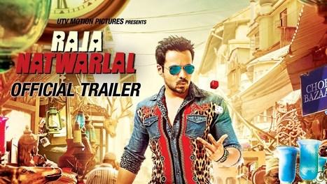 Raja Natwarlal Official Trailer Ft. Emraan Hashmi | Bollywood Movies HD Video Songs | Scoop.it