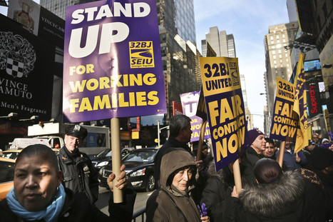 Labor Unions: America's Last Hope - Huffington Post (blog)   American Govenment   Scoop.it
