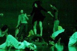 Cohésion fractale - Levée des conflits de Boris Charmatz aux Tombées de la nuit | en tournée | Scoop.it