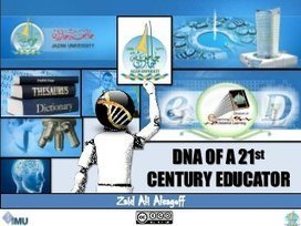 DNA of a 21st Century Educator Simplified! | Li... | 2.0 Tech Tools for Education | Scoop.it