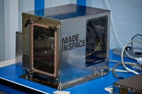 3-D Printer To Fly To Space In August, Sooner Than Planned | Engineering That Surrounds Us | Scoop.it