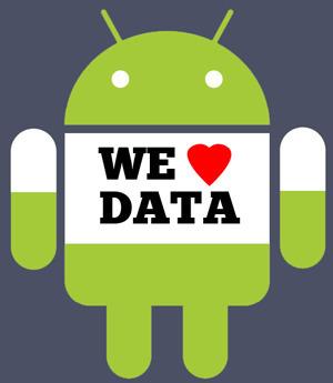 12 maneras de ahorrar datos al Máximo en Android | PCWebtips | Pedalogica: educación y TIC | Scoop.it