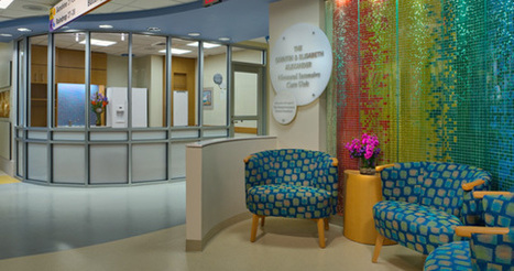 Can Art Heal in Pediatrics? | Office Environments Of The Future | Scoop.it