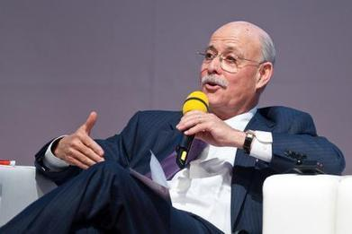 Jeremy Rifkin: Digital revolution could bind China to Europe | Peer2Politics | Scoop.it