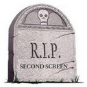 Social TV: il second screen è morto!   Blog Social Media TV   Social Media e Nuove Tendenze Digitali   Scoop.it