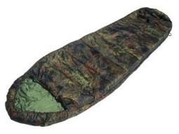 Mil-tec Flecktarn Camo Commando Sleeping Bag | Military Surplus Center | Scoop.it