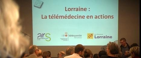 Vidéo : la télémédecine en actions | Télémédeci... | 8- TELEMEDECINE & TELEHEALTH by PHARMAGEEK | Scoop.it