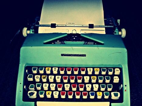 De la plume au clavier | Un blog, une plume, un dessin | Scoop.it