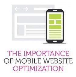 Infographie : tendance et optimisation de son site web au mobile | Usages numériques | Scoop.it