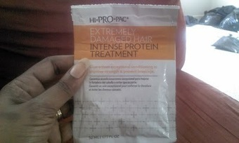 Product Review: Hi Pro Pac Extremely Damaged Hair Intensive Protein Treatment | Product Junkie | Scoop.it