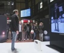 Nouvelle cabine d'essayage en réalité augmentée, possible grâce à la #Kinect | Tourisme, Etourisme, numérique : situations insolites | Scoop.it