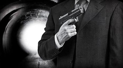 Good Evening, Mr. Bond | Hidden financial system | Scoop.it