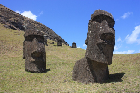 What Happened On Easter Island? | TESOL | Scoop.it