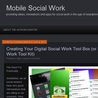 Mobile Social Work