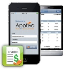 Invoicing Apps: Why Should Small Businesses Use This | Business Apps | Scoop.it