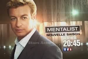 Audiences : Mentalist atomise (encore) la concurrence Stars Actu | Mentaliste | Scoop.it