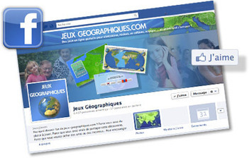 Jeux en ligne gratuits de géographie | 21st Century Tools for Teaching-People and Learners | Scoop.it